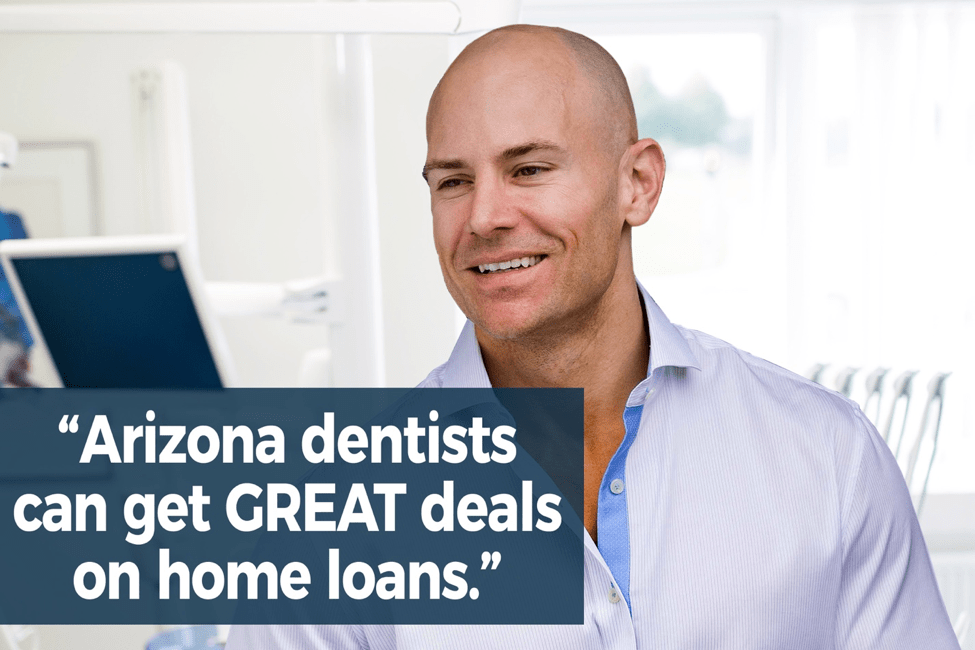 Unique loan programs available to HELP dentists with LARGE student debt amounts